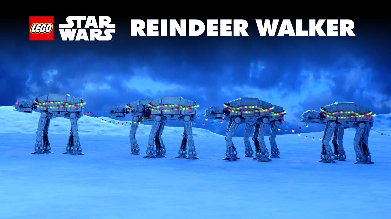 Lego Star Wars: Reindeer Walker