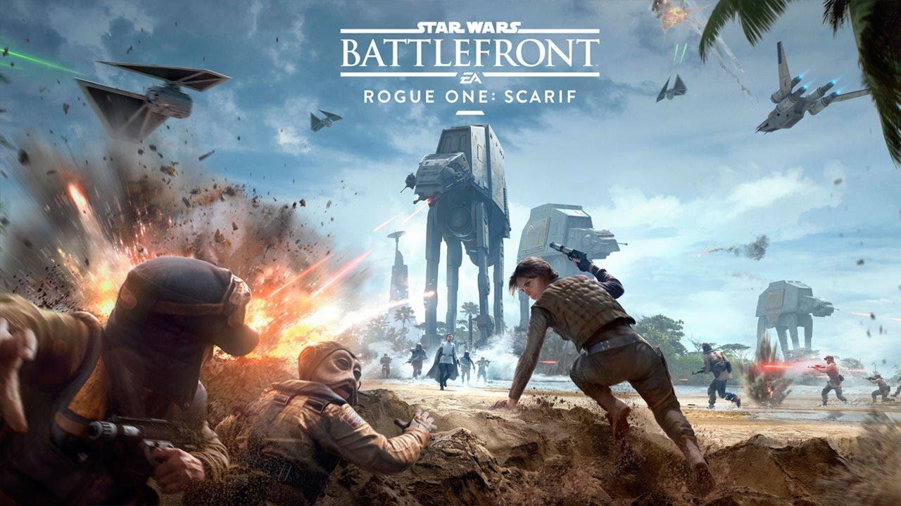 Star Wars Battlefront: Rogue One Scarif