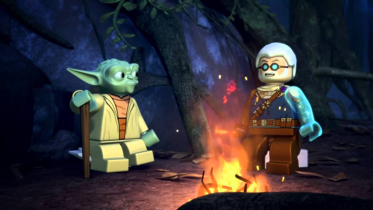 Lego Star Wars The Yoda Chronicles: A Farewell to Arm