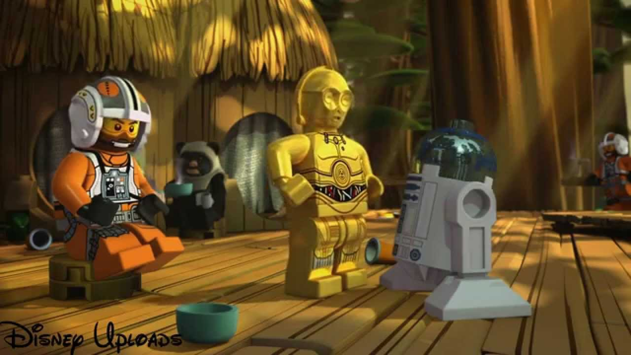 Lego Star Wars Droid Tales: Exit from Endor