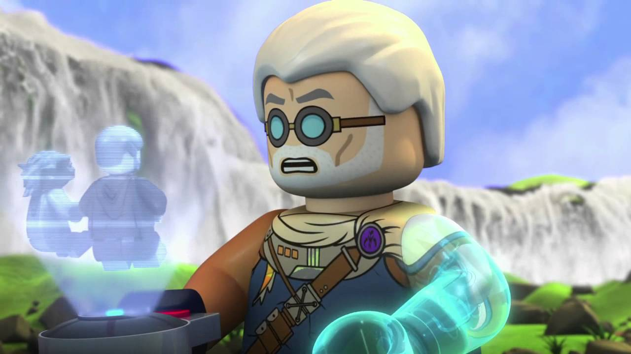 Lego Star Wars The Yoda Chronicles: An Old Friend Returns