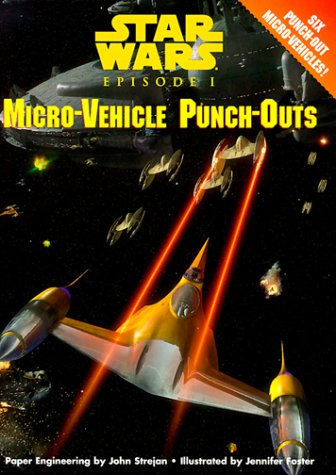 Star Wars Episode I: Micro-Vehicle Punch-outs