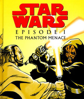 Star Wars Episode I: The Phantom Menace (Mighty Chronicles)