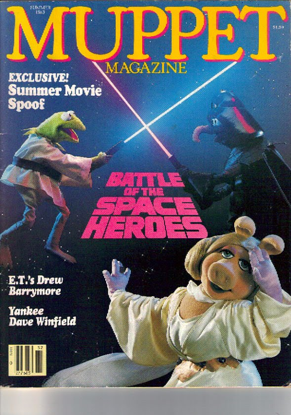 Muppet Magazine June 1983
