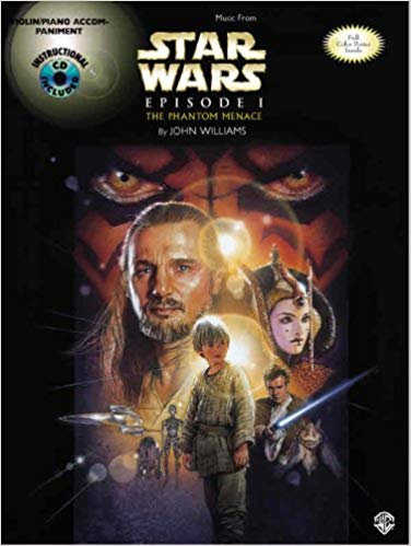 Music From Star Wars Episode I: The Phantom Menace