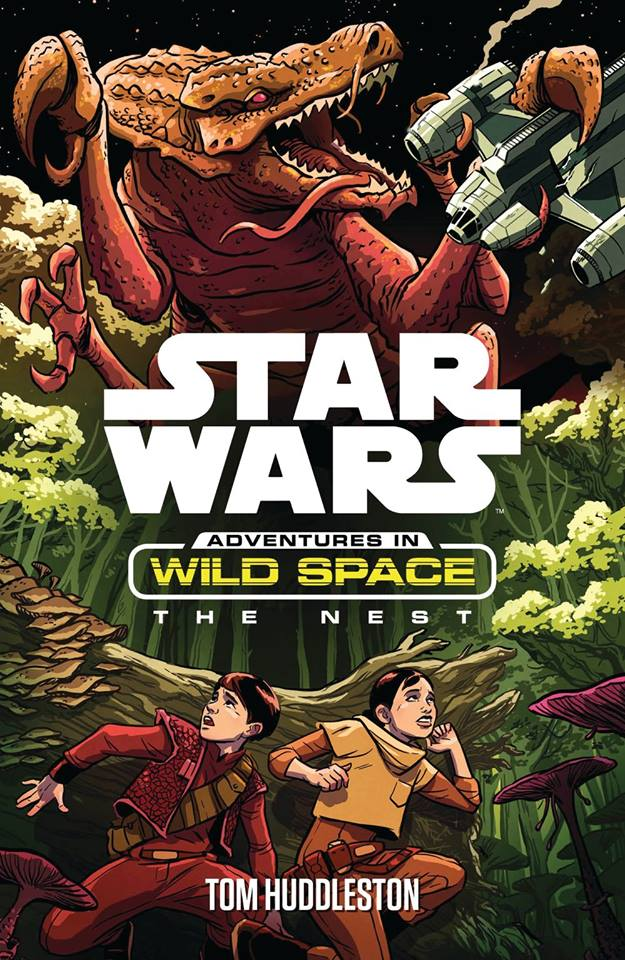 Star Wars Adventures in Wild Space: The Nest