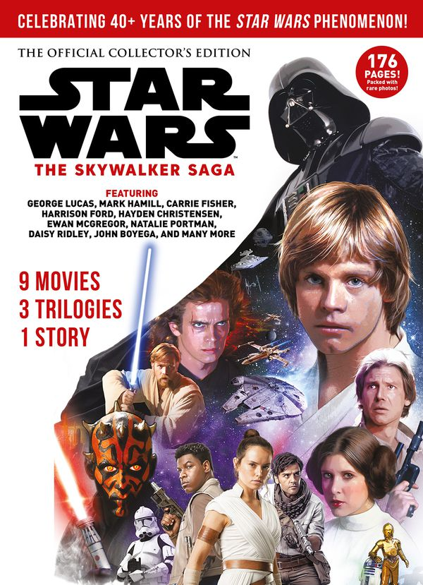 Star Wars: The Skywalker Saga - Official Collector's Edition (magazine)
