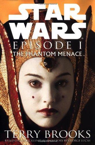 Star Wars Episode I: The Phantom Menace (Amidala Cover)