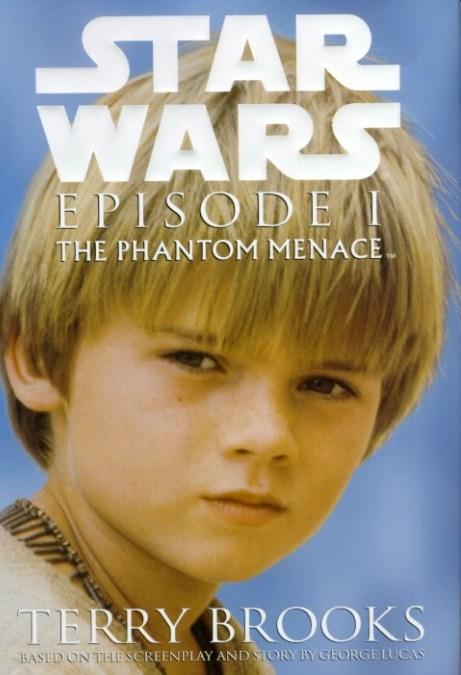 Star Wars Episode I: The Phantom Menace (Anakin Cover)