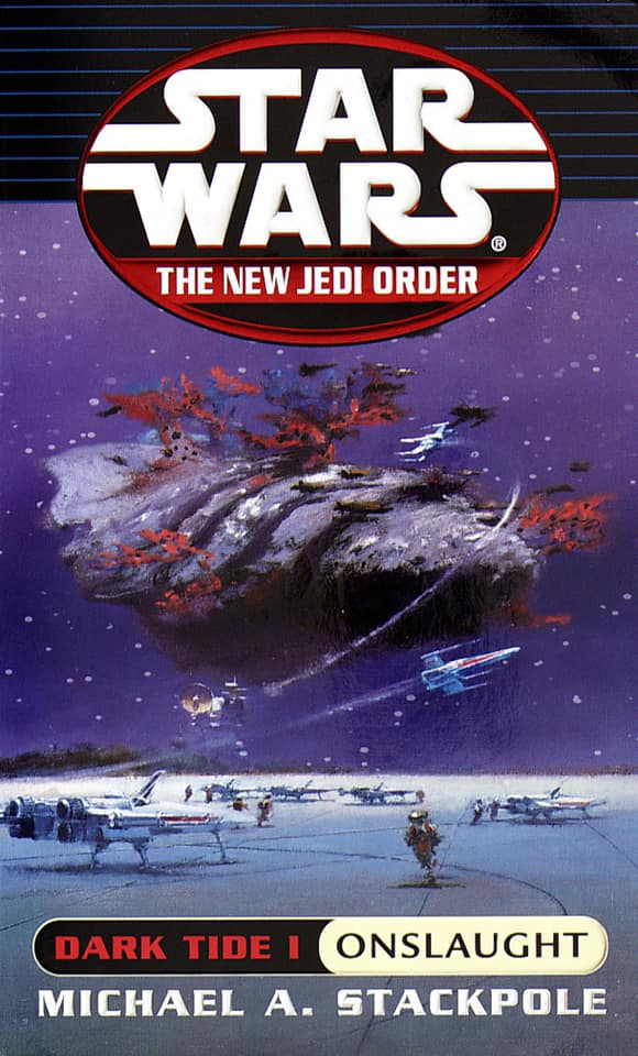 Star Wars The New Jedi Order: Dark Tide - Onslaught
