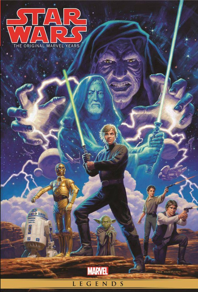 Star Wars: The Original Marvel Years - Volume 3 Direct Market