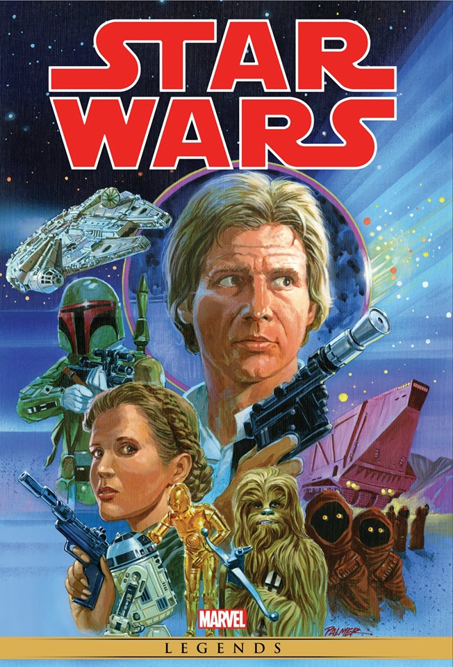 Star Wars: The Original Marvel Years - Volume 3