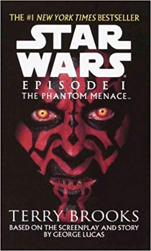 Star Wars Episode I: The Phantom Menace (paperback)