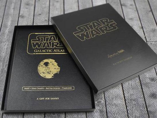 Star Wars Galactic Atlas Deluxe