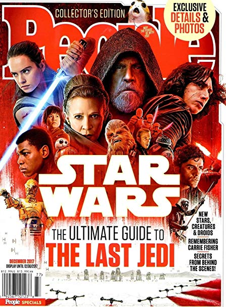 People Collector's Edition: Star Wars The Ultimate Guide to The Last Jedi