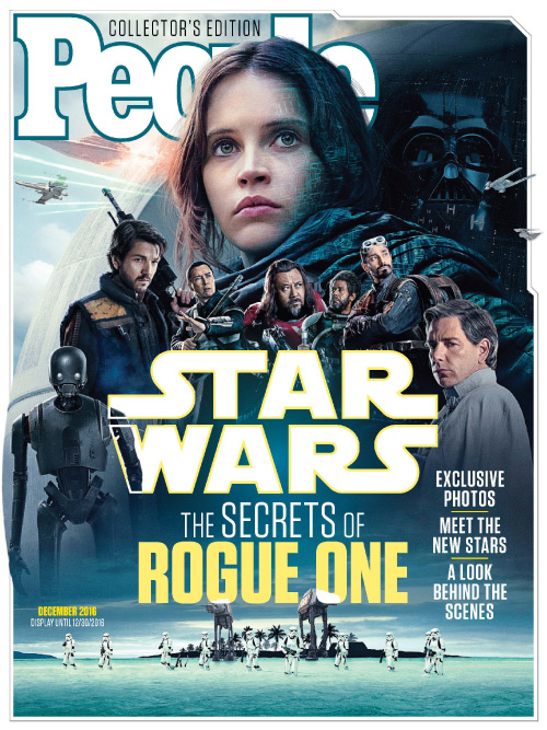 People Collector's Edition: Star Wars The Secrets of Rogue One