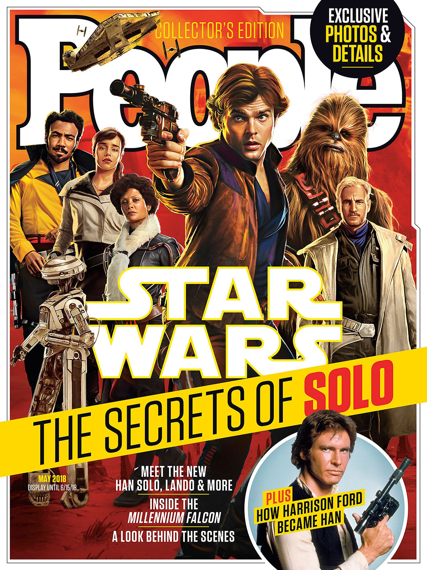 People Collector's Edition: Star Wars The Secrets of Solo