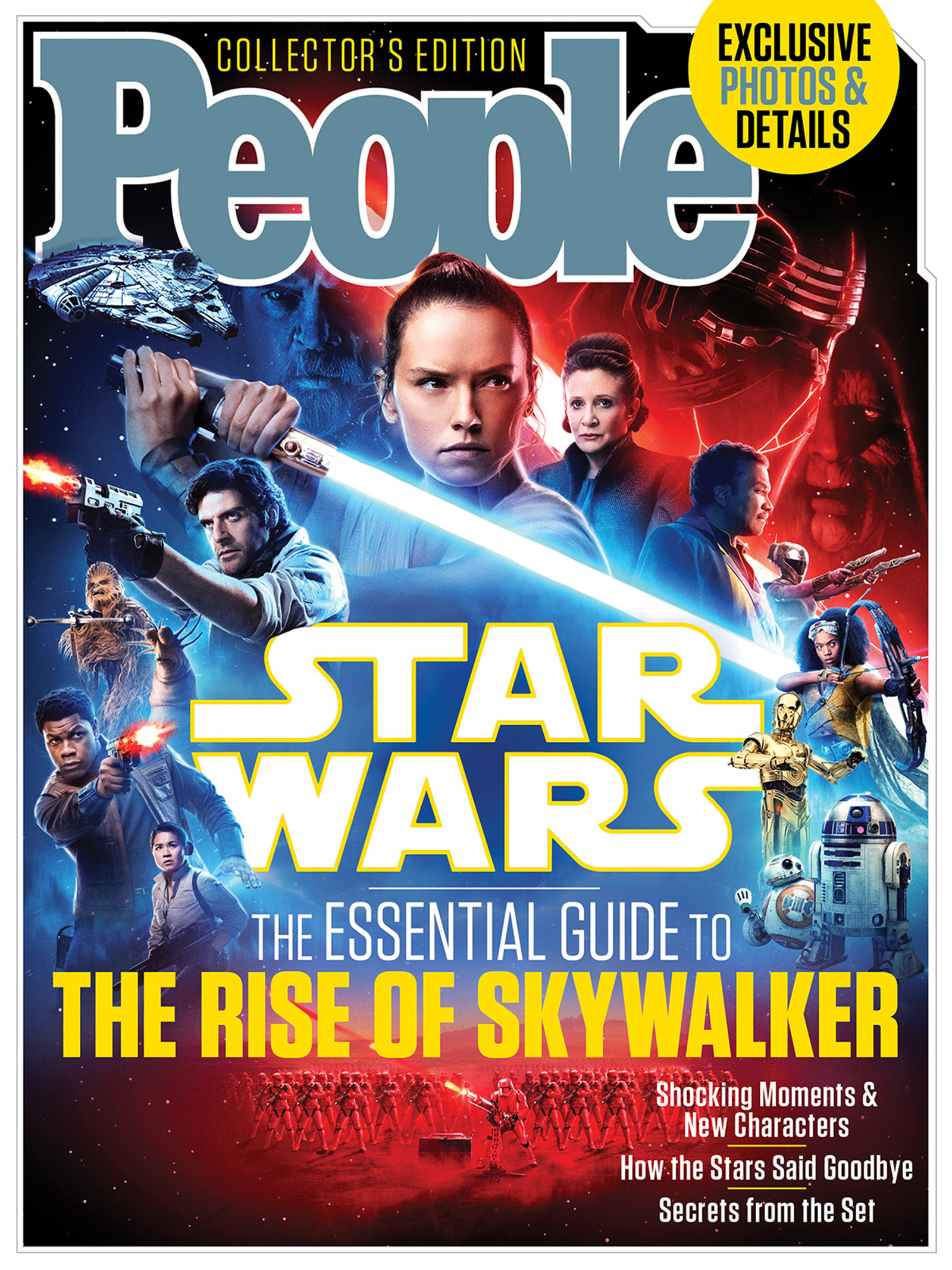 People Collector's Edition: The Essential Guide to The Rise of Skywalker