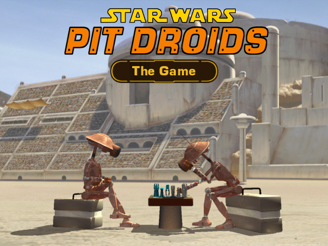 Star Wars: Pit Droids (mobile)