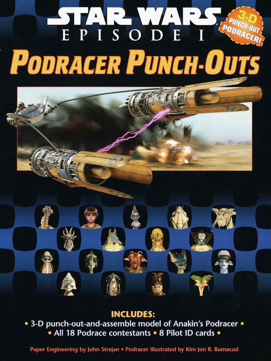 Star Wars Episode I: Podracer Punch-outs