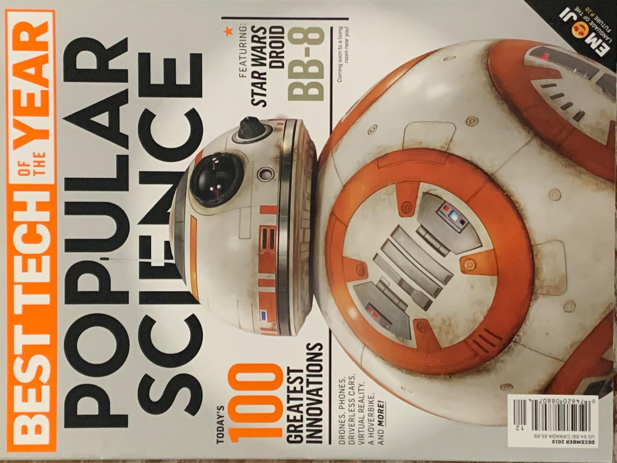 Popular Science Vol 287 No. 6
