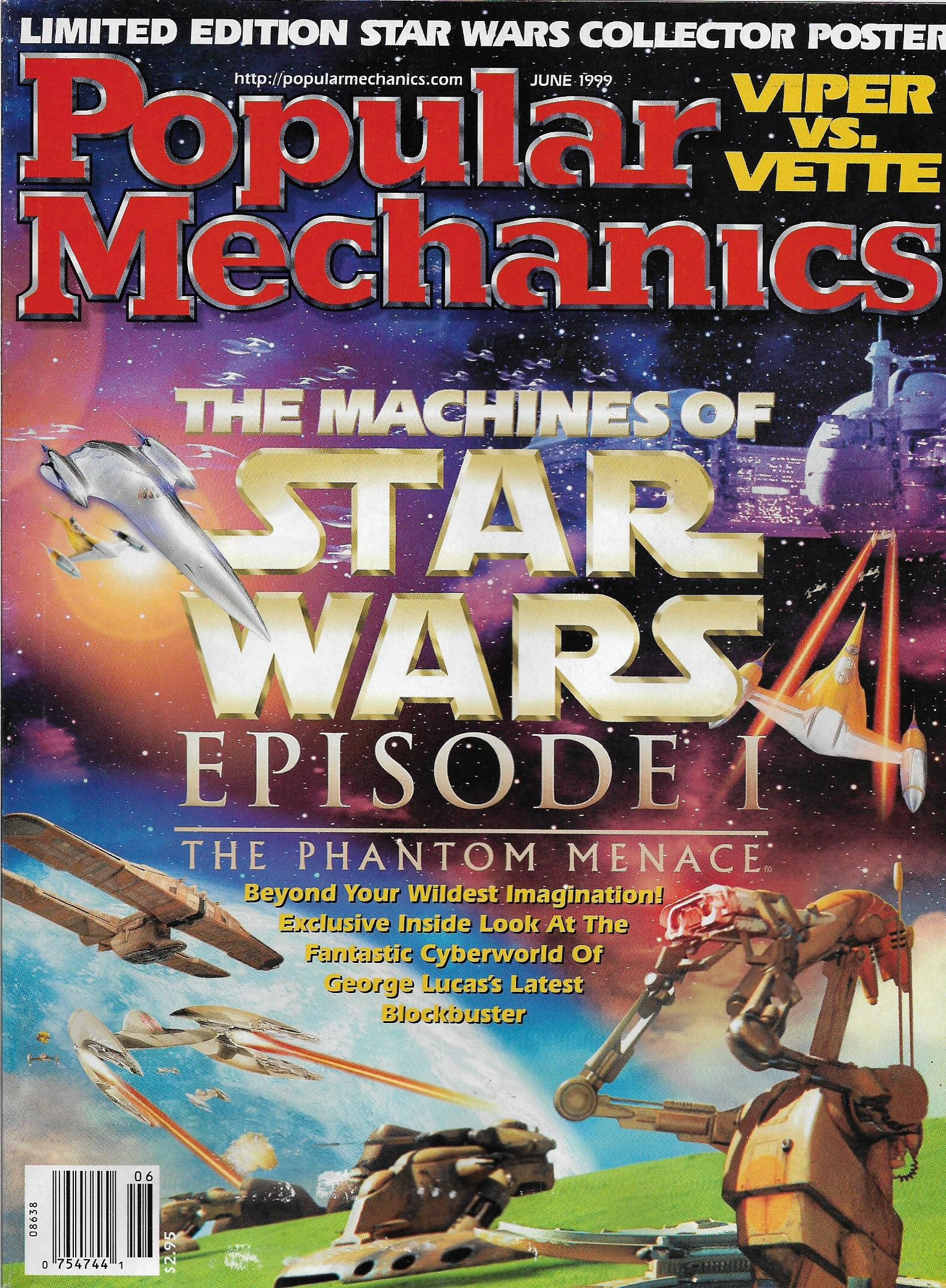 Popular Mechanics Vol 176 No. 6