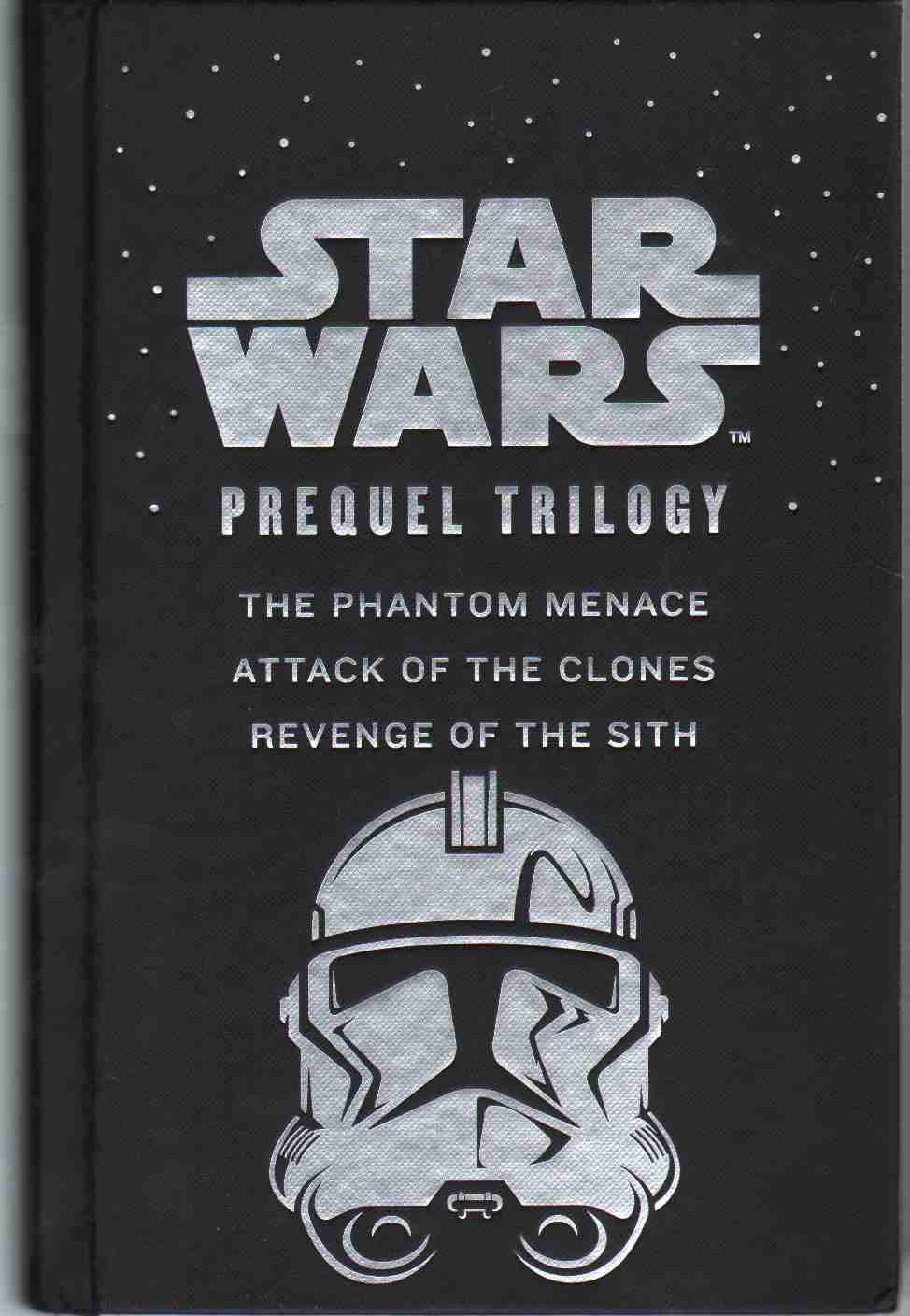 Star Wars: The Prequel Trilogy (Books A Million)