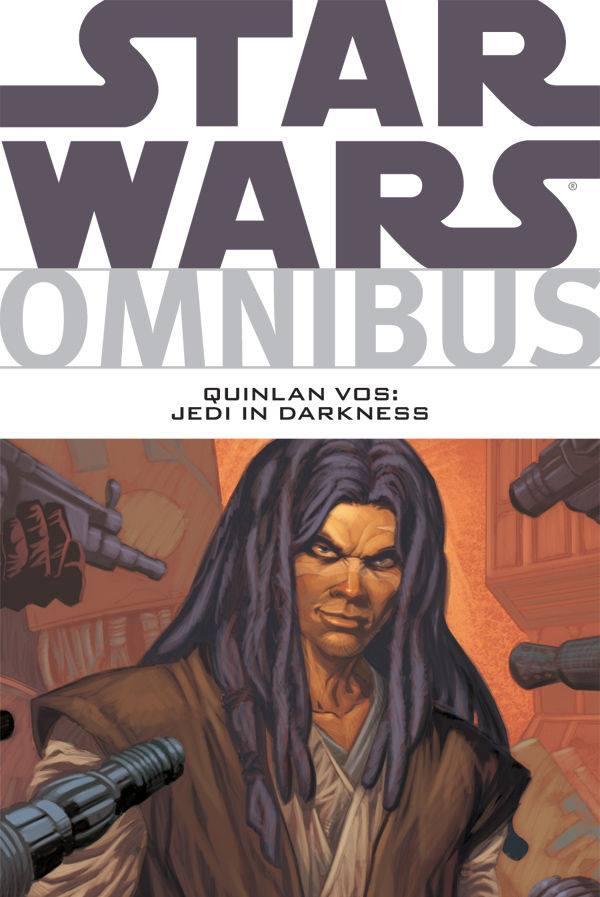 Star Wars Omnibus: Quinlan Vos, Jedi in Darkness
