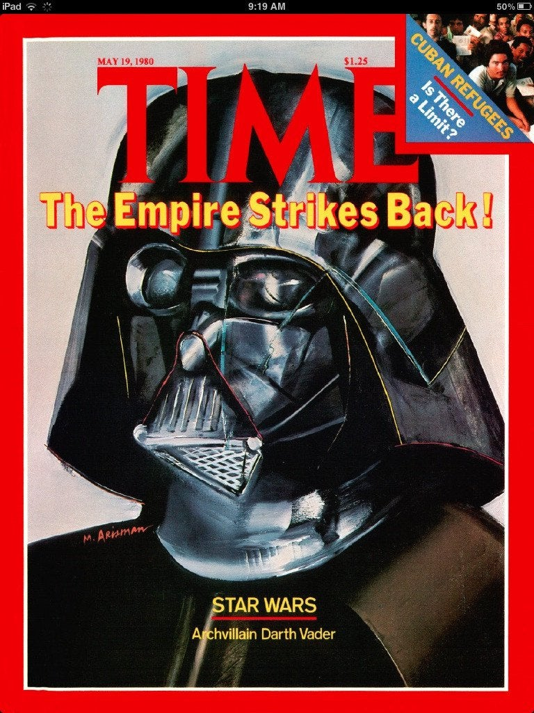 Time May 19, 1980