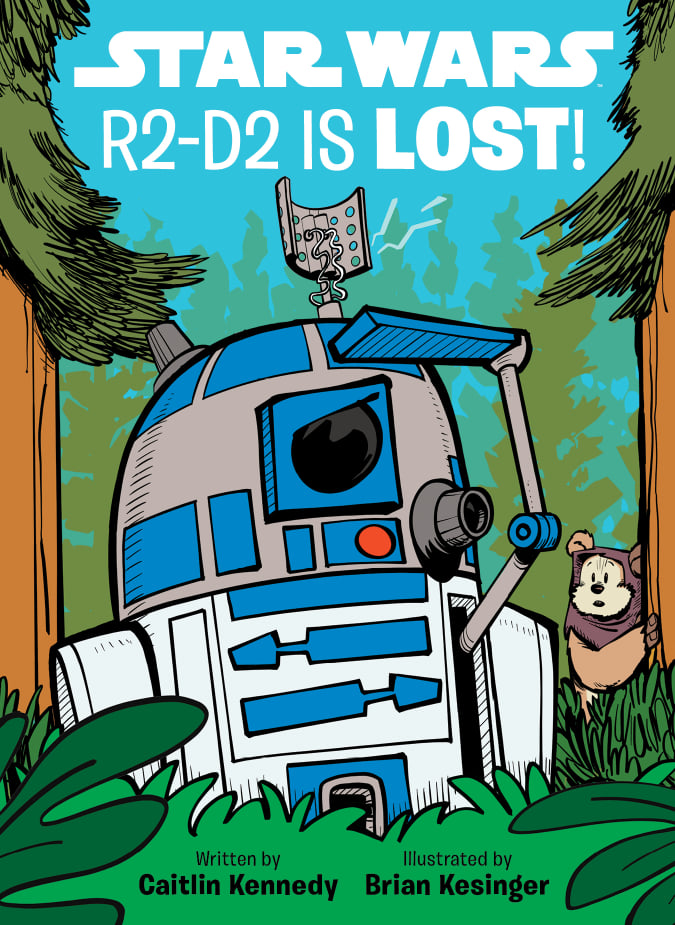 Star Wars: R2-D2 is Lost!