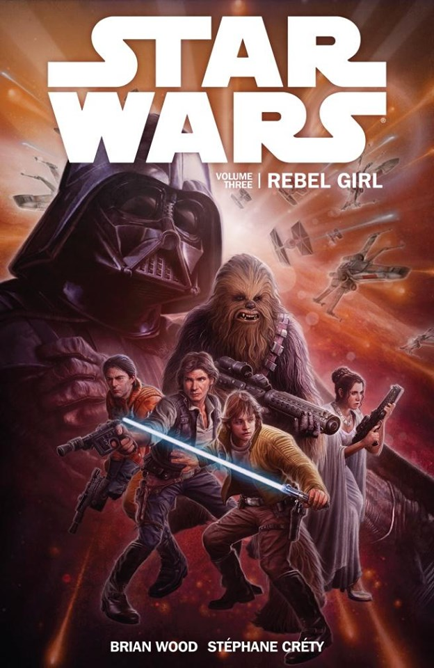 Star Wars 3: Rebel Girl
