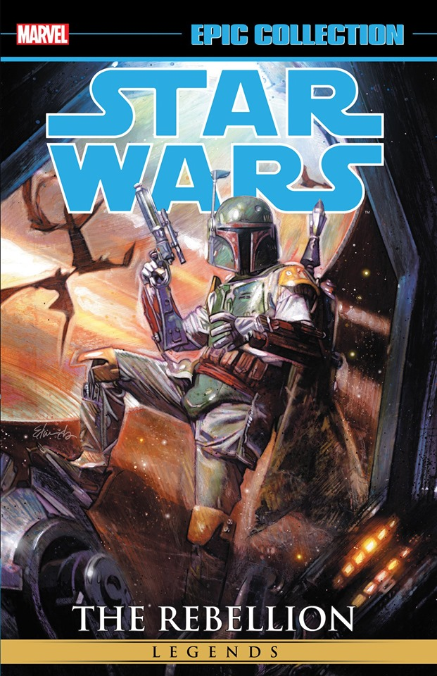 Star Wars Legends Epic Collection: The Rebellion Volume 3