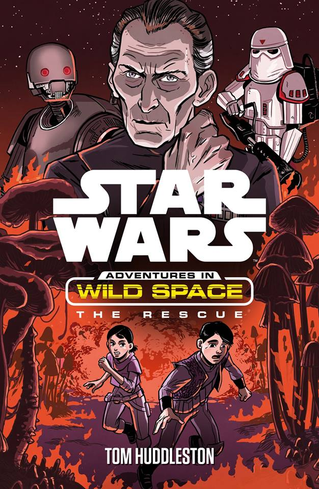 Star Wars Adventures in Wild Space: The Rescue