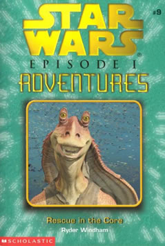 Star Wars Episode I Adventures: Rescue in the Core