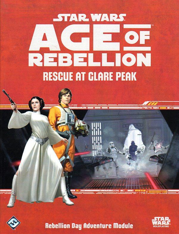 Star Wars Age of Rebellion: Rescue at Glare Peak