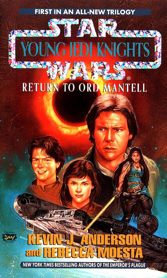 Star Wars Young Jedi Knights: Return to Ord Mantell