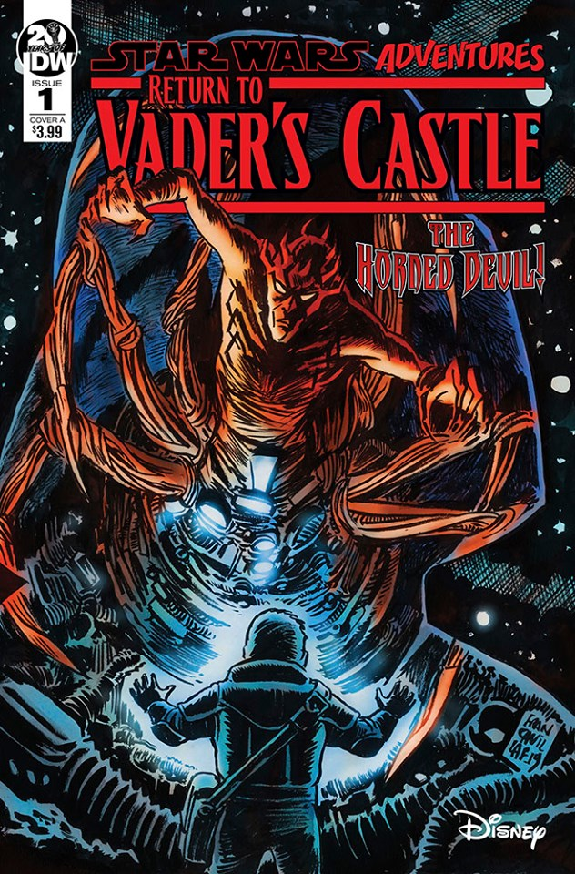 Star Wars: Return to Vader's Castle: The Horned Devil