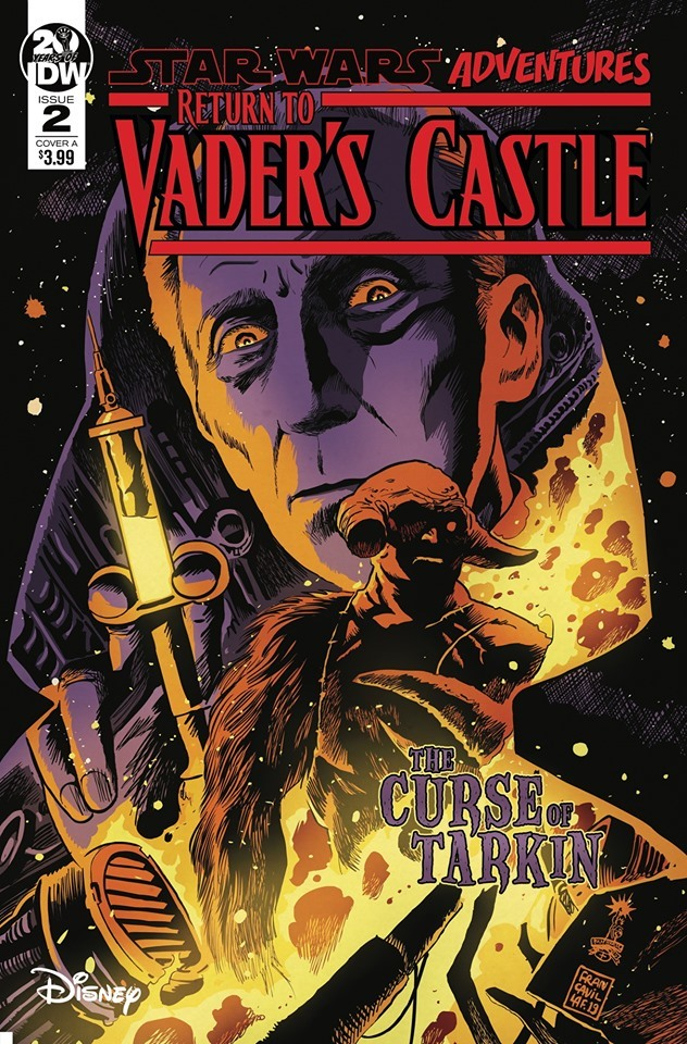 Star Wars: Return to Vader's Castle: The Curse of Tarkin
