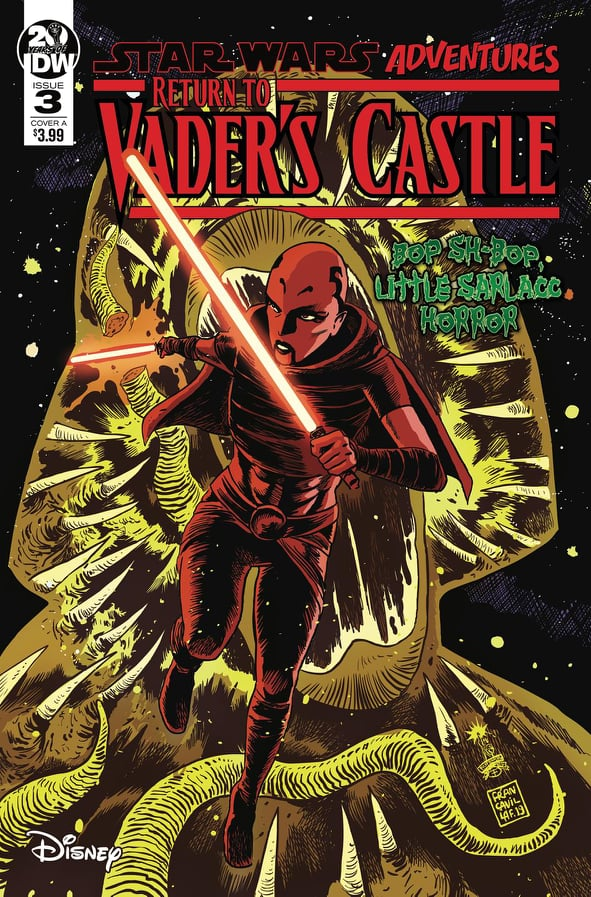 Star Wars Return to Vader's Castle: Bop Sh'Bop, Little Sarlaac Horror