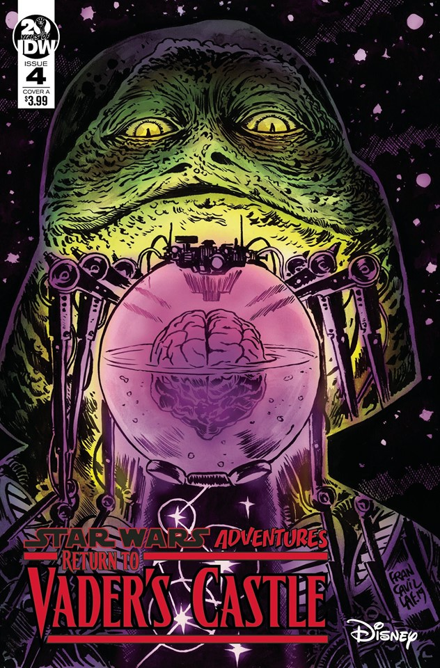 Star Wars: Return to Vader's Castle: Vault of the Living Brains