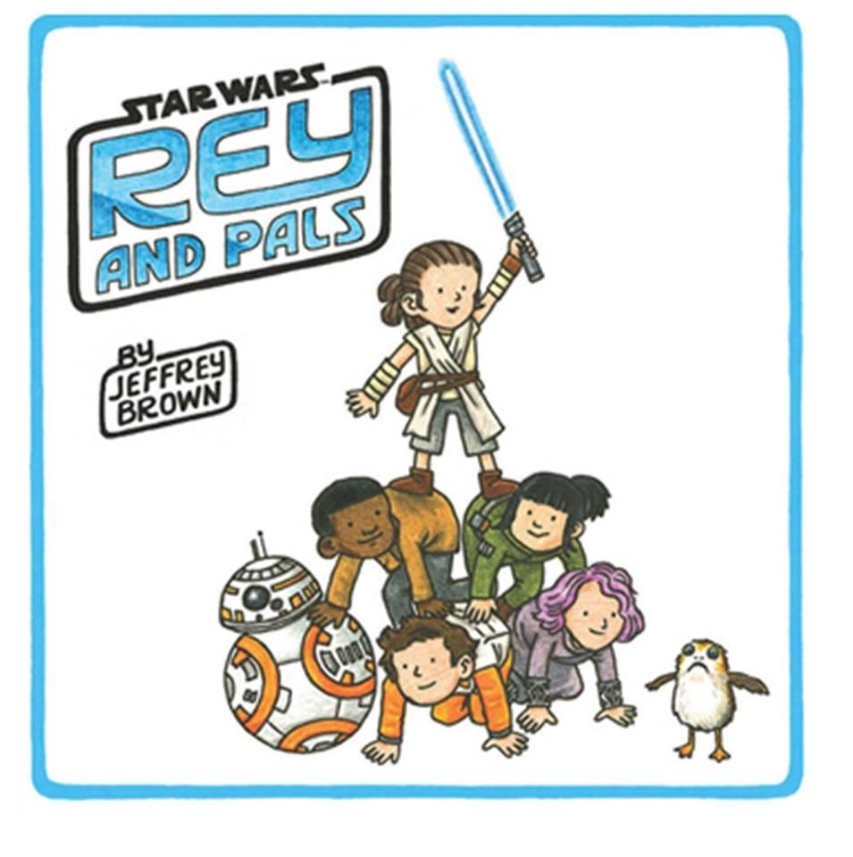 Star Wars: Rey and Pals
