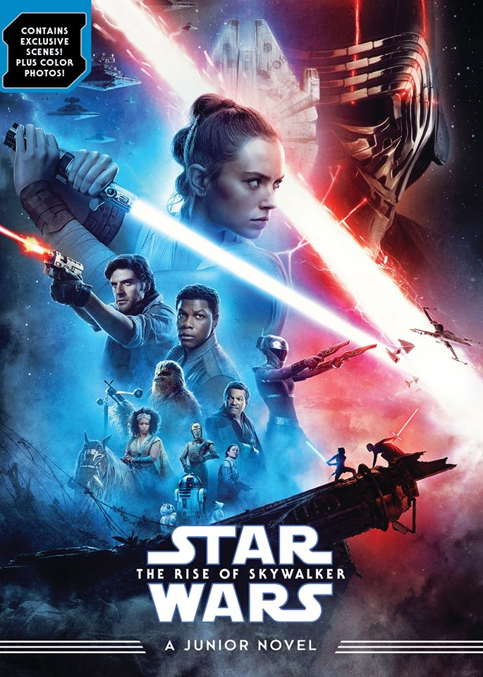 Star Wars: The Rise of Skywalker (Junior Novel)