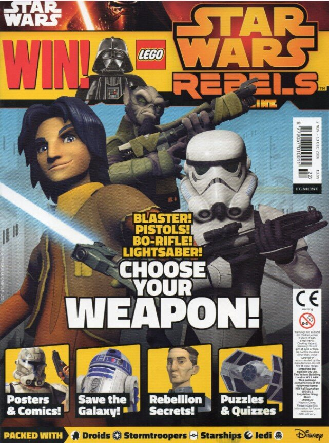 Star Wars Rebels Magazine 22