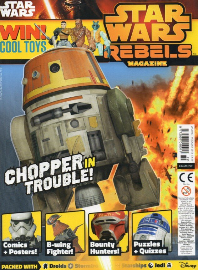 Star Wars Rebels Magazine 19