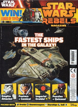 Star Wars Rebels Magazine 20