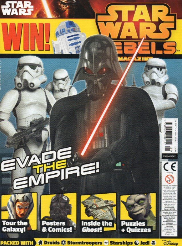 Star Wars Rebels Magazine 21
