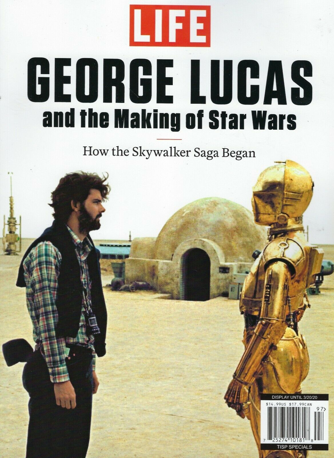 Life: George Lucas and the Making of Star Wars
