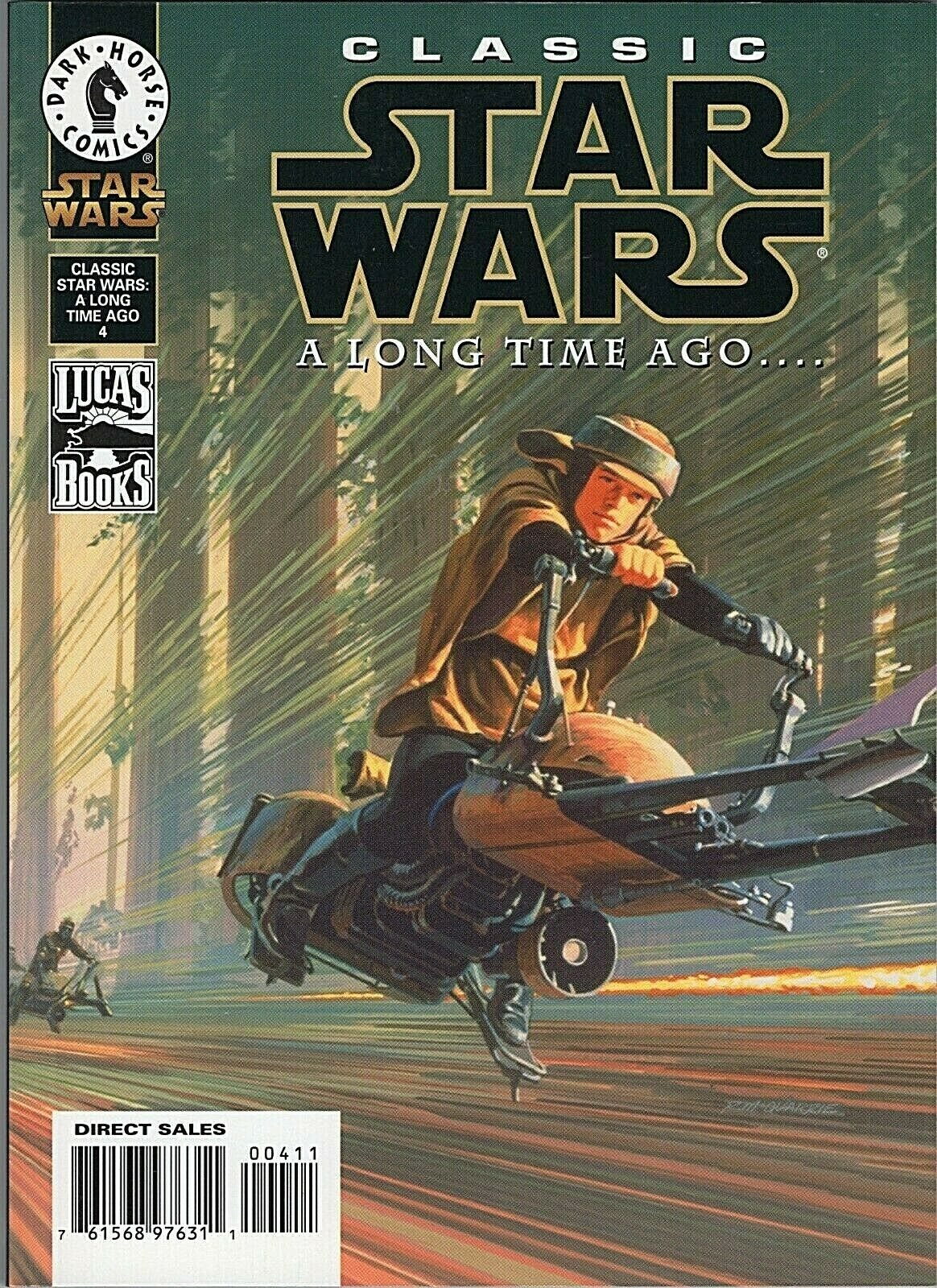 Classic Star Wars: A Long Time Ago Volume 4