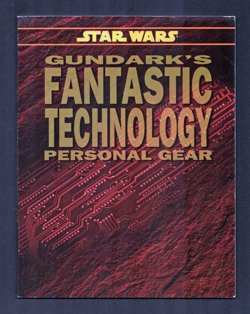 Star Wars: Gundark's Fantastic Technology - Personal Gear