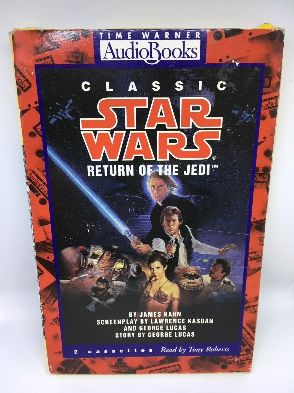 Classic Star Wars: Return of the Jedi (audio book)